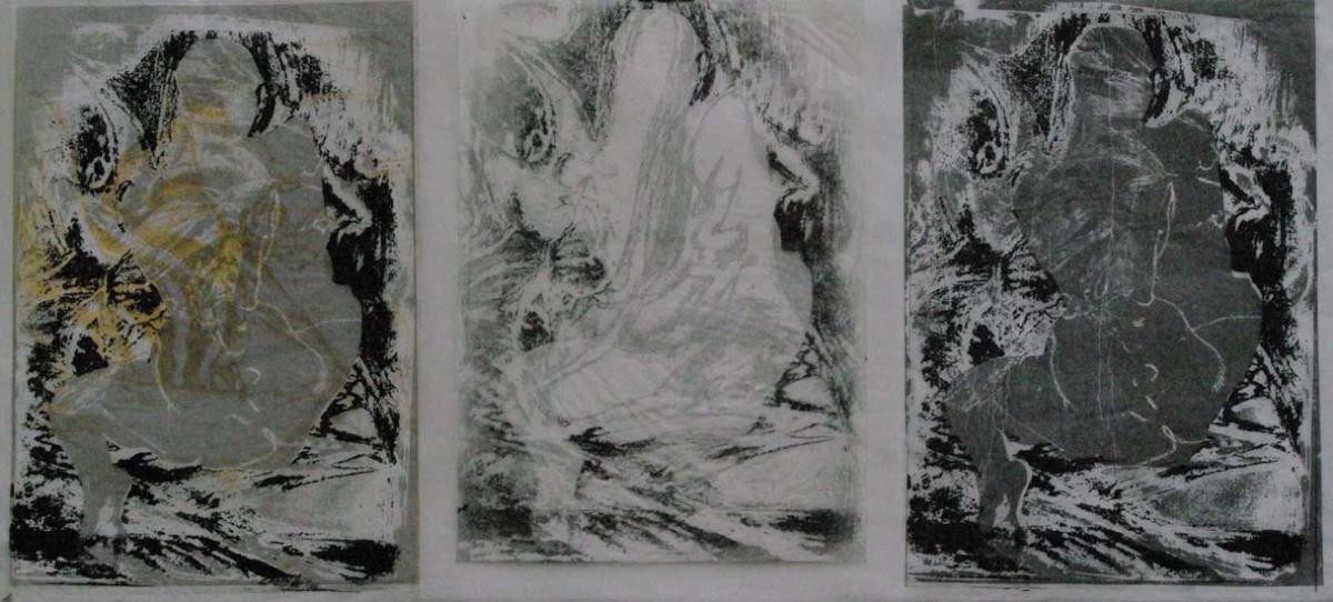 Dark Angels - Tryptich Variation 9
